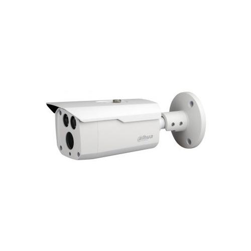 4 МП HDCVI видеокамера DH-HAC-HFW1400DP-B (6 мм)