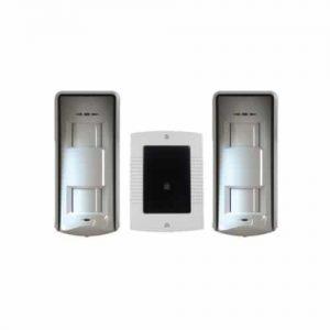 Комплект беспроводной сигнализации KIT XDH10TT-WE