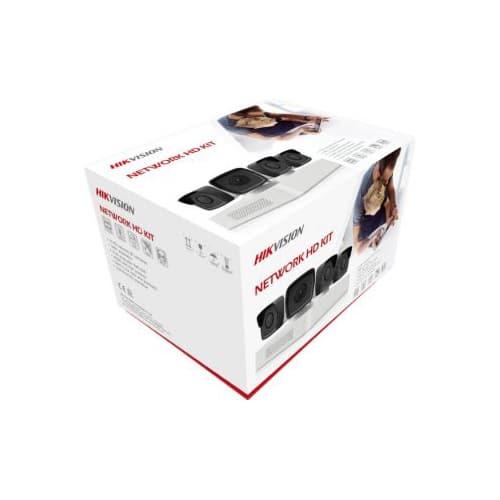 Комплект видеонаблюдения Hikvision NK4E0-1T