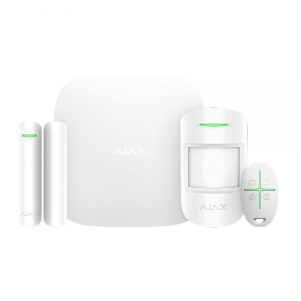 Комплект сигнализации Ajax StarterKit Plus белый