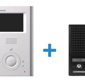 Видеодомофон + Панель вызова (CDV-35H + DRC-4CPN2) Видеодомофон + Панель вызова CDV-35H + DRC-4CPN2