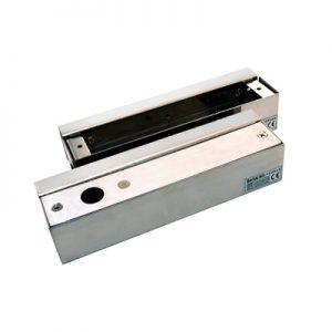 Крепежный комплект BBK-700 на стеклянные двери без рамы для замков серии YB-100