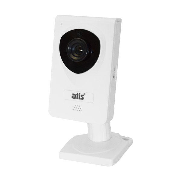 IP-видеокамера 1 Мп с Wi-Fi ATIS AI-123 для системы видеонаблюдения