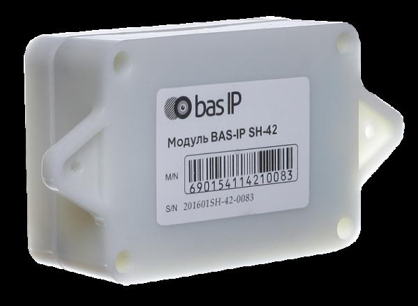 Модуль управления замком BAS-IP SH-42