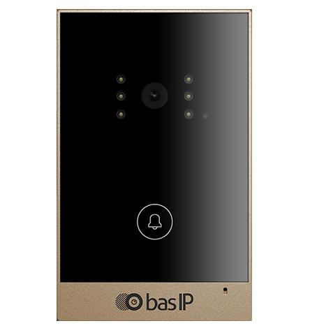Вызывная панель BAS-IP AV-02D (gold)