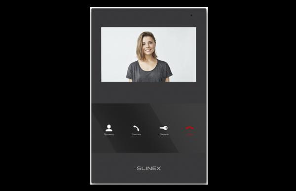 Видеодомофон 4″ SQ-04M (black)