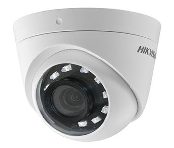 2Мп Turbo HD видеокамера Hikvision с встроенным Балуном DS-2CE56D0T-I2PFB (2.8 мм)