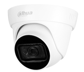 2Мп HDCVI видеокамера Dahua с ИК подсветкой DH-HAC-HDW1200TLP-A (2.8 мм)