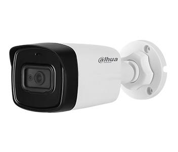 4K HDCVI видеокамера Dahua с встроенным микрофоном DH-HAC-HFW1801TLP-A (2.8 мм)