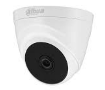2Мп HDCVI видеокамера Dahua с ИК подсветкой DH-HAC-T1A21P (2.8мм)