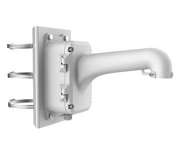 Кронштейн для крепления на столб для PTZ камер DS-1604ZJ-box-pole