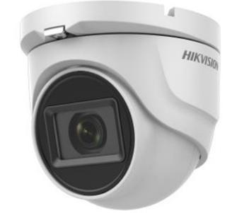 5Мп широкоугольная Turbo HD видеокамера Hikvision DS-2CE56H0T-ITMF (2.4 мм)