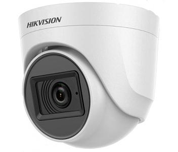 5Мп Turbo HD видеокамера Hikvision с встроенным микрофоном DS-2CE76H0T-ITPFS (3.6 мм)