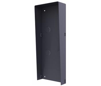 Накладная панель для защиты от дождя (для трех модулей) DS-KABD8003-RS3