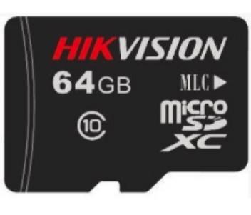 Флеш-карта micro SD HS-TF-P1/64G