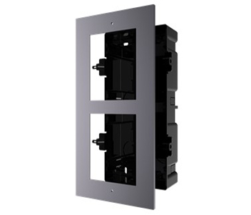 Врезная монтажная рамка на 2 модуля DS-KD-ACF2/Plastic