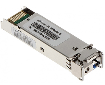 1.25Гб модуль SFP, передачтик (TX) DH-PFT3960