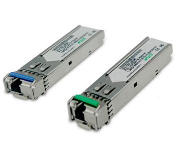 1.25Гб комплект SFP модулей (Rx/Tx) SFP-1.25G-20KM-TX/RX