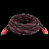 Кабель LogicPower HDMI-HDMI 10.0м, Ver 1.4 for 3D, доп. оплетка