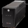 ИБП LPM-700VA-P, 2 евророзетки, 3 ступ. AVR, 9Ач12В. Пластиковый корпус, цвет черный.(490Вт)