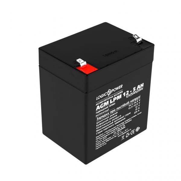 Аккумулятор AGM LPM 12 — 5.0 AH