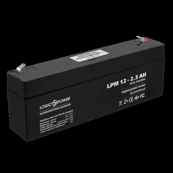 Аккумулятор AGM LPM 12 — 2.3 AH