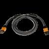 Кабель LogicPower HDMI-HDMI 1.5м, Ver 2.0 (4K/Ultra HD)
