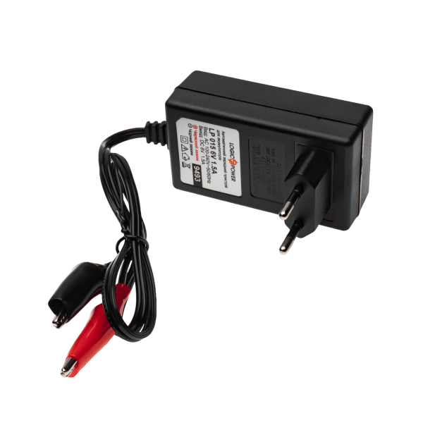 Зарядное устройство для АКБ LP AC-015 6V 2A