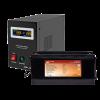 Комплект резервного питания для котла Logicpower B1500 + литеевая (LifePo4) батарея 2600 ватт