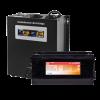 Комплект резервного питания Logicpower W2500 + литеевая (LifePo4) батарея 2600 ватт
