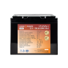 Аккумулятор LP LiFePO4 12V — 100 Ah (BMS 50A) пластик