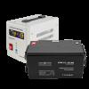 Комплект резервного питания для котла ИБП 500 + AGM батарея 900W
