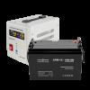 Комплект резервного питания для котла ИБП 500 + AGM батарея 1300W