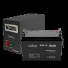 Комплект резервного питания для котла LogicPower ИБП B500VA + AGM батарея 1300W