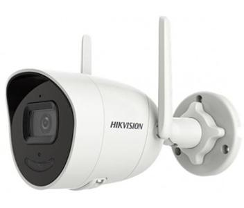 2Мп IP видеокамера Hikvision Wi-Fi модулем DS-2CV2021G2-IDW(D) (2.8 мм)