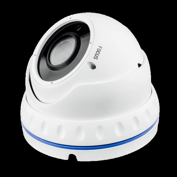 Гибридная Антивандальная наружная камера GreenVision GV-052-GHD-G-DOA20-3