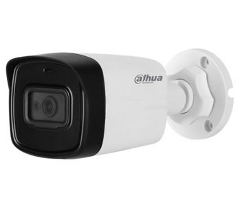 8 МП HDCVI видеокамера Dahua DH-HAC-HFW1800TLP-A (2.8 мм)
