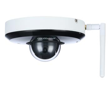 4Мп 4х Starlight PTZ Wi-Fi видеокамера Dahua DH-SD1A404XB-GNR-W