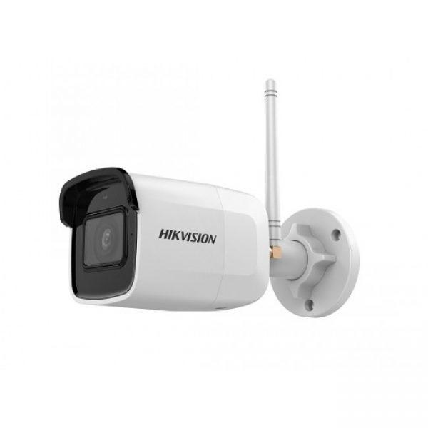 4 Мп IP видеокамера Hikvision c Wi-Fi DS-2CD2041G1-IDW1(D) (4 мм)