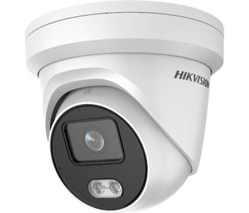 2 Мп ColorVu IP видеокамера Hikvision DS-2CD2327G2-LU (4 мм)