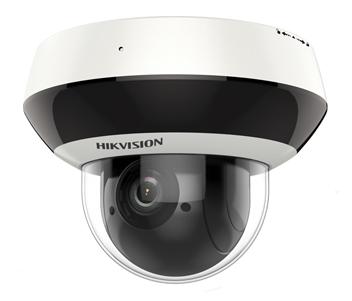 4 Мп IP PTZ видеокамера Hikvision с Wi-Fi DS-2DE2A404IW-DE3/W(2.8-12 мм)