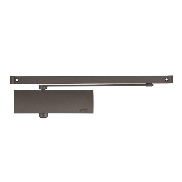 Доводчик дверной RYOBI 1200 D-1200T METALLIC_BRONZE SLD_HO_ARM EN_3 60кг 950мм