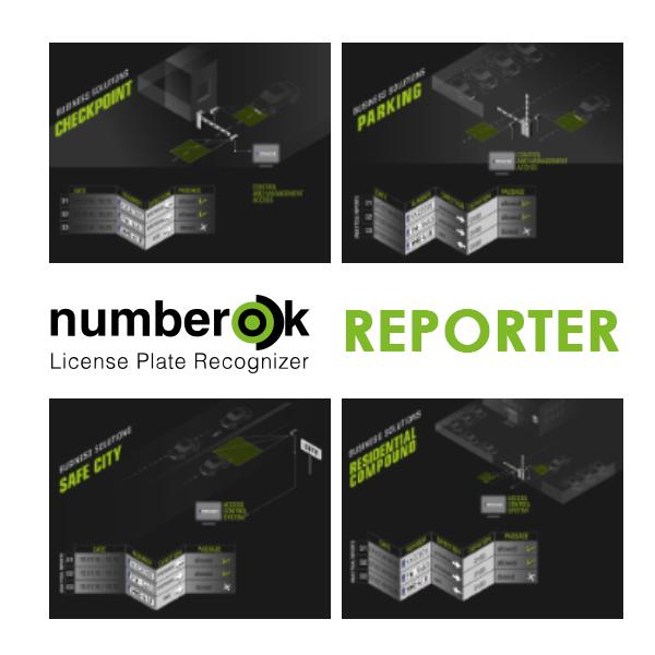 Windows клиент NumberOK Reporter UA