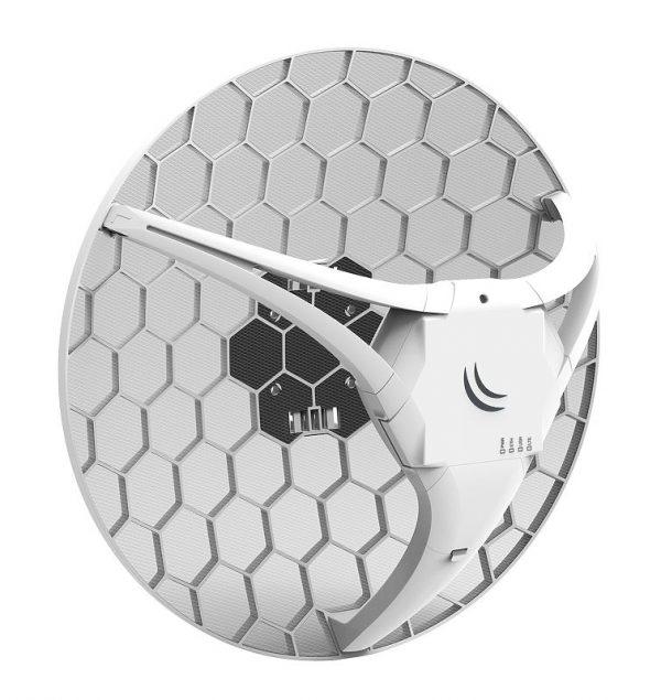 Комплект LTE точки доступа Mikrotik RBLHGR&R11e-LTE